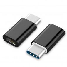 (Adaptor Nou) Gembird USB Type-C la MicroUSB