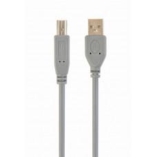 (Cablu imprimanta Nou) Gembird USB A - USB B 2.0 1.8m