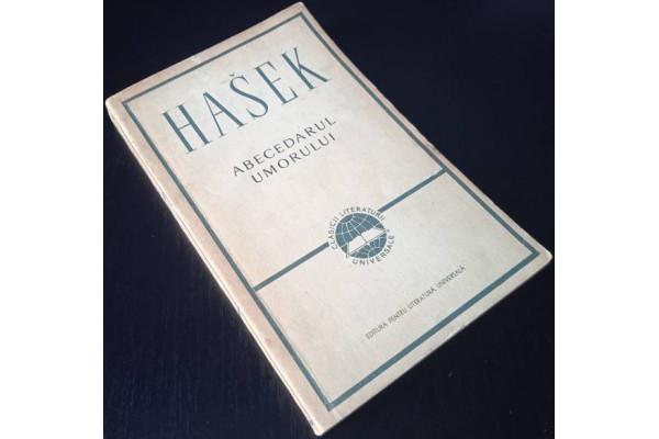 (Carte Veche) Abecedarul umorului  - Jaroslav Hasek (1963)