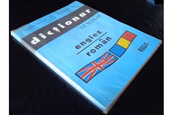 (Carte Veche) Dictionar englez-roman - Doina Maier, Gherasim Tic (1994)