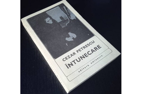 (Carte Veche) Intunecare - Cezar Petrescu - Vol. 1 (1971)