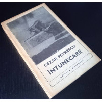 (Carte Veche) Intunecare - Cezar Petrescu - Vol. 2 (1971)