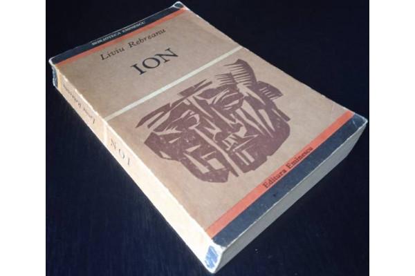 (Carte Veche) Ion - Liviu Rebreanu (1970)
