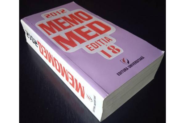 (Carte Veche) MemoMed - Editia 18 (2012)