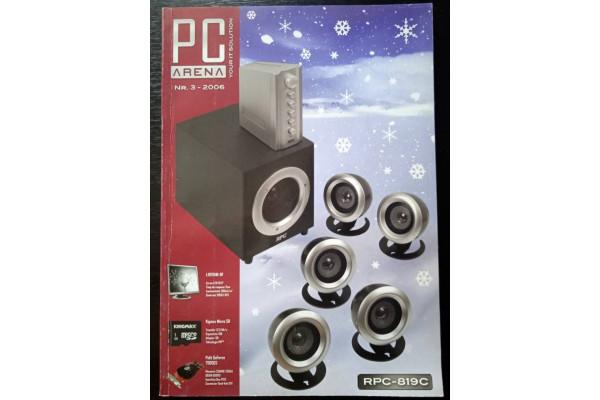 (Catalog Vintage) PC Arena - Your IT Solution rar (Nr. 3 - 2006)