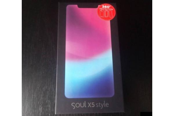 (Cutie telefon Noua) Pentru Allview Soul X5 Style