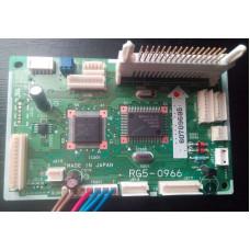 (DC controller Second-Hand) DC Controller Board HP RG5-0966 pentru imprimanta Laser HP