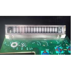 (Display Second-Hand) In vid (VFD) + controller vintage RG5-2238