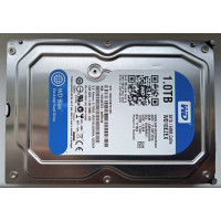 (Hard disk Second-Hand) Western Digital 1TB SATA3 7200rpm 64MB WD Blue WD10EZEX