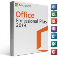 (Licenta Electronica) Microsoft Office 2019 Pro Plus Retail 32/64 BIT - Toate limbile