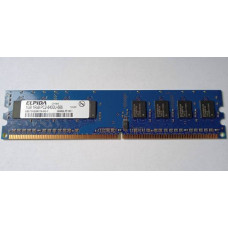(Memorie PC Second-Hand) Elpida 1GB DDR2 800MHz 666 1Rx8
