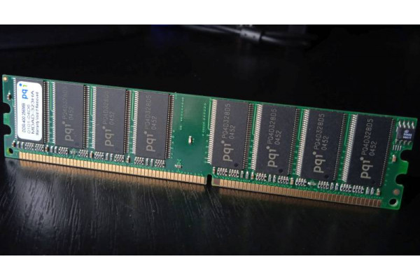 (Memorie PC Second-Hand) PQI 256MB DDR 400MHz PC3200