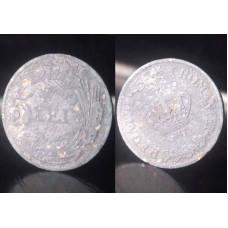 (Moneda Veche) 5 lei 1942