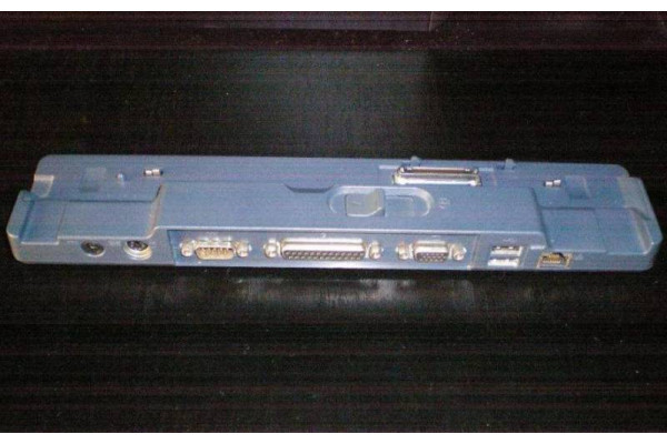 (Port replicator Second-Hand) Fujitsu FPCPR38 pentru Lifebook (raritate)