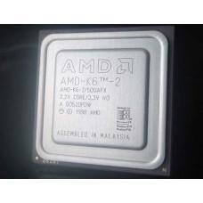 (Procesor Second-Hand) AMD K6-2/500AFX 500MHz socket Super 7 K6 1998