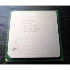 (Procesor Second-Hand) Intel Celeron 2GHz Socket 478 SL6RV (2002)