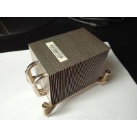 (Radiator procesor Second-Hand) pentru HP rp5700 aluminiu cupru 112/66 mm