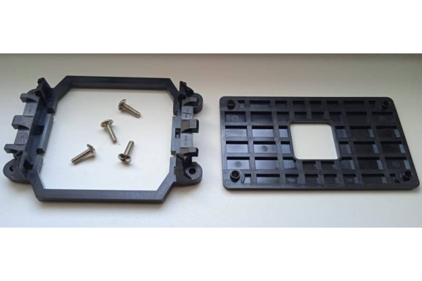 (Suport cooler Second-Hand) pentru prindere cooler procesor AM2 AM3 pe placa de baza