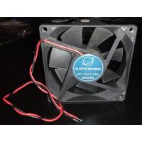 (Ventilator Second-Hand) Cooler 12V 80mm DC (curent continuu)