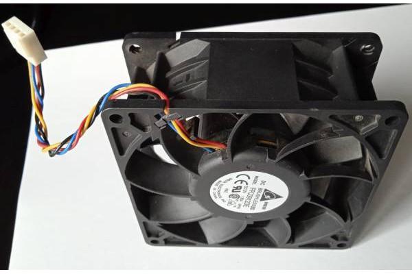 (Ventilator Second-Hand) Cooler Delta Electronics 12V 1,5A cupla 4fire 92x92x38 mm