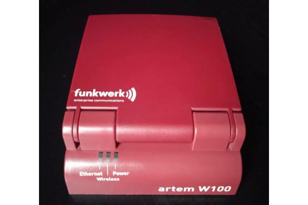 (WAP Second-Hand) Funkwerk Artem W100 Wireless Access Point vintage colectie