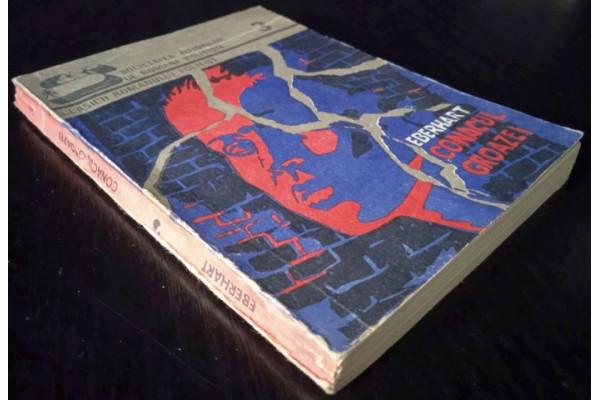 (Carte Veche) Conacul groazei – Mignon Eberhart (1991)